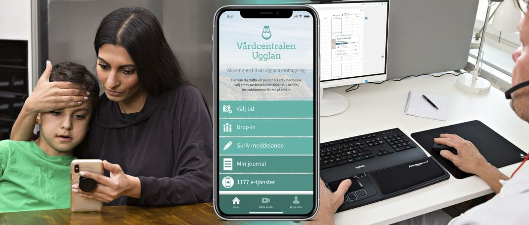 Visiba Care virtual clinic