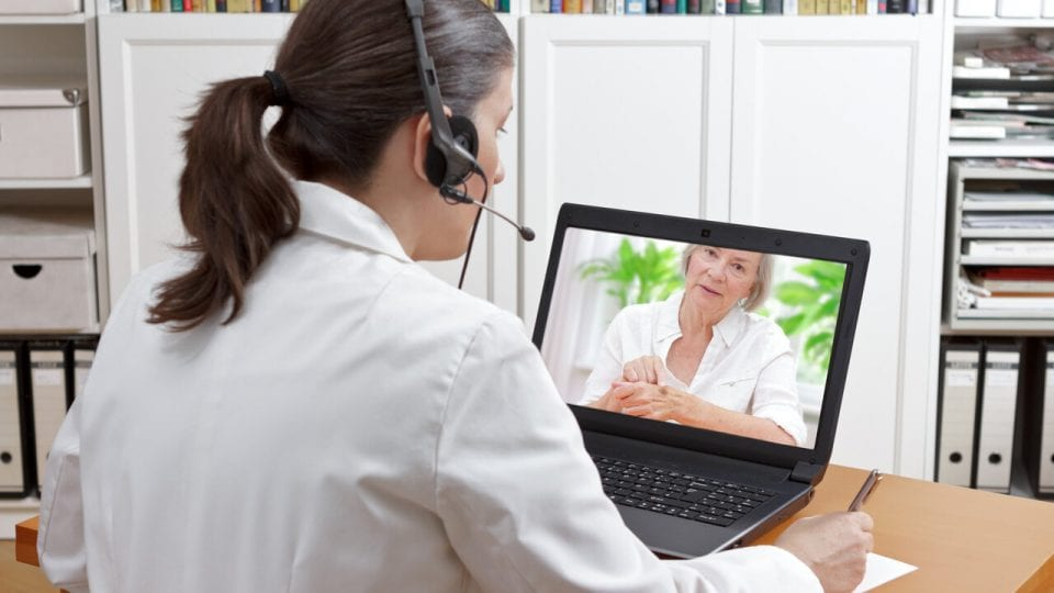 Online consultations in secondary care